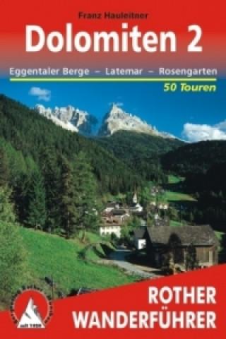 Eggentaler Berge, Latemar, Rosengarten