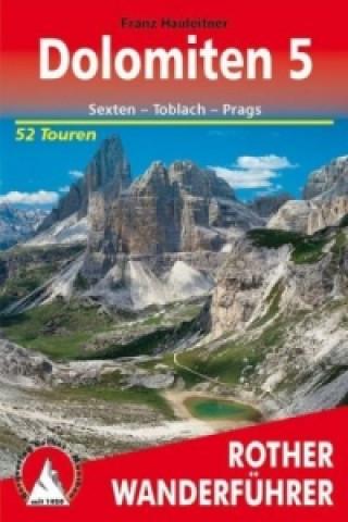 Sexten - Toblach - Prags. 52 Touren. Mit GPS-Tracks