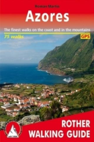 Könyv Azores walking guide 77 walks Hannelore Schmitz