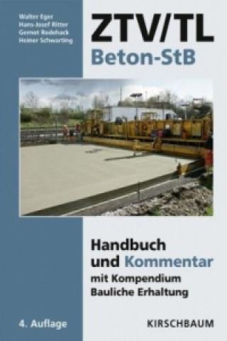 Carte ZTV/TL Beton-StB Walter Eger