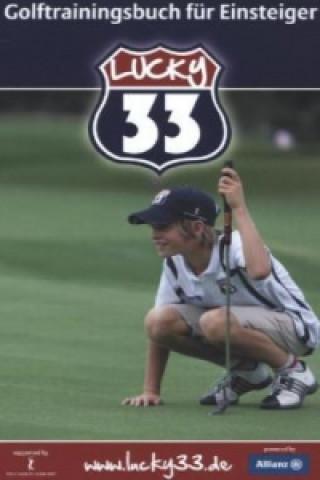 Golftrainingsbuch für Einsteiger Lucky33