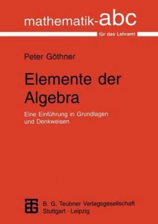 Elemente der Algebra