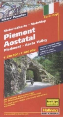 Piemont, Aostatal. Piedmont, Aosta Valley