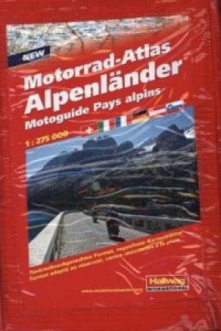 Motorrad-Atlas Alpenländer