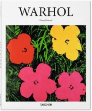 Könyv Andy Warhol Klaus Honnef