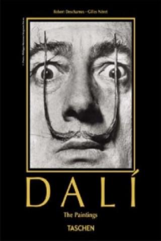 Salvador Dalí. Das malerische Werk
