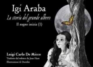 Kniha IGI ARABA - Il sogno inizia Luigi Carlo De Micco