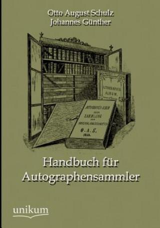 Handbuch Fur Autographensammler