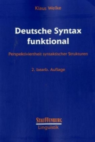 Deutsche Syntax funktional