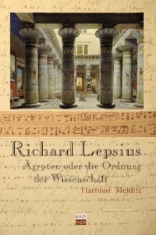 Könyv Richard Lepsius Hartmut Mehlitz