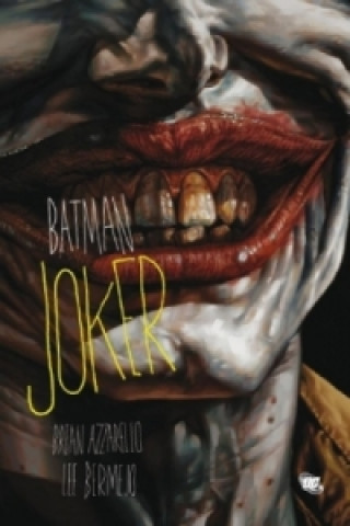 Könyv Batman, Joker Brian Azzarello