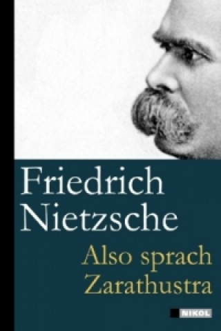 Carte Also sprach Zarathustra Friedrich Nietzsche