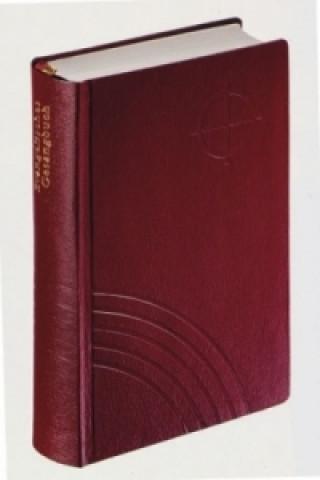 Evangelisches Gesangbuch, Niedersachsen und Bremen, Taschenformat, Cryluxe, rot