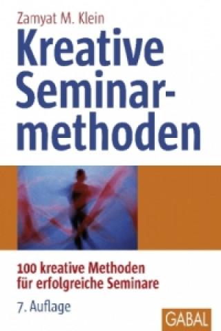 Kreative Seminarmethoden
