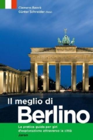 Könyv Il meglio di Berlino Clemens Beeck