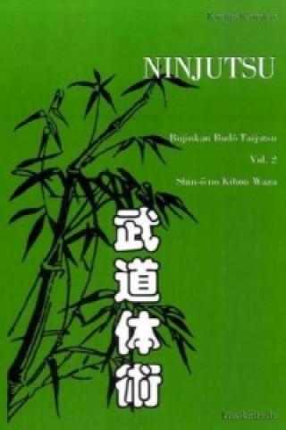 Carte Ninjutsu. Bd.2 Kostas Kanakis