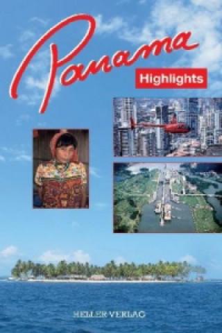 Carte Panama Highlights Klaus Heller