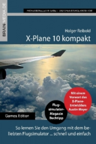Könyv X-Plane 10 kompakt Holger Reibold