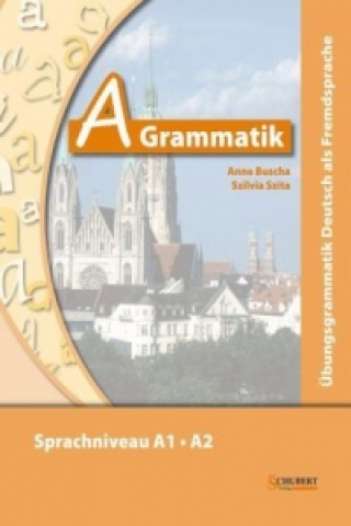 A-Grammatik, m. Audio-CD