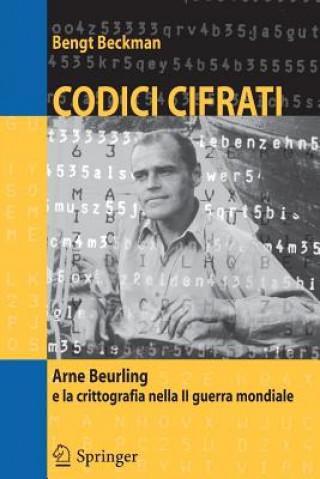 Kniha Codici Cifrati Bengt Beckman