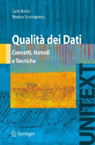 Carte Qualit  Dei Dati Carlo Batini