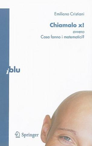 Kniha Chiamalo x! Emiliano Cristiani