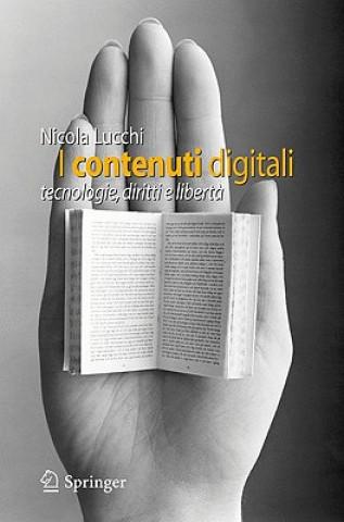 Kniha I Contenuti Digitali Nicola Lucchi