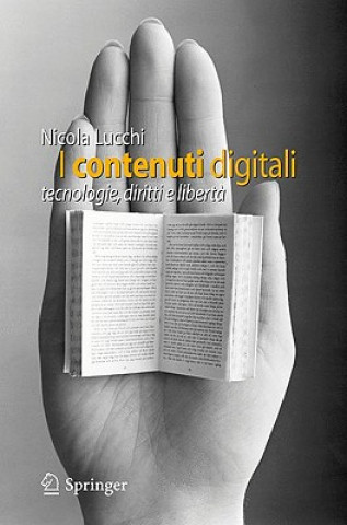Könyv I contenuti digitali Nicola Lucchi