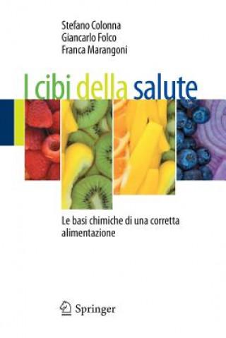 Kniha I Cibi Della Salute Stefano Colonna