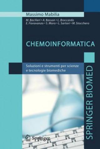 Kniha Chemoinformatica Massimo Mabilia