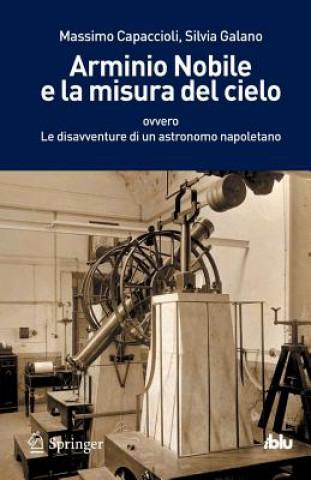 Kniha Arminio Nobile E La Misura del Cielo Massimo Capaccioli