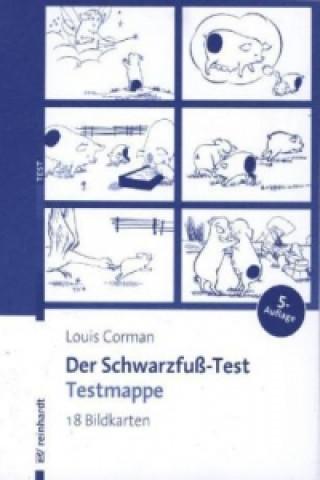 Der Schwarzfuß-Test, Testmappe