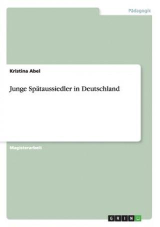 Junge Spätaussiedler in Deutschland
