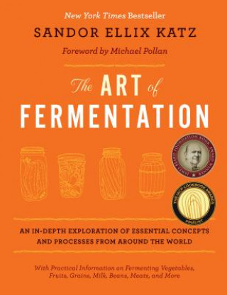 Carte Art of Fermentation Sandor Ellix Katz