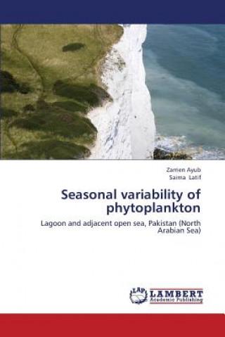 Seasonal Variability of Phytoplankton
