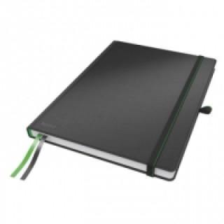 Leitz Notizbuch Complete A4 liniert schwarz