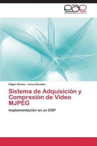 Carte Sistema de Adquisicion y Compresion de Video MJPEG Edgar Alonso