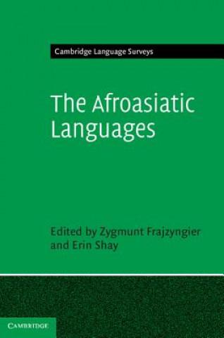Carte Afroasiatic Languages Zygmunt FrajzyngierErin Shay