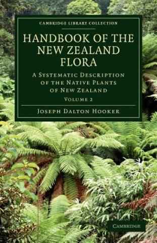 Handbook of the New Zealand Flora