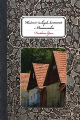 Historie českých komunit v Rumunsku