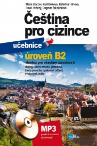 Čeština pro cizince úroveň B2
