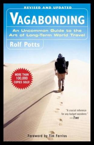 Carte Vagabonding Rolf Potts