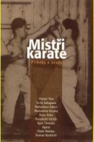 Carte Mistři karate -