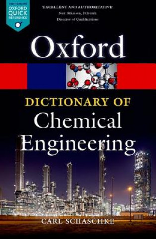 Carte Dictionary of Chemical Engineering Carl Schaschke