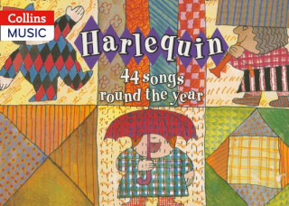 Carte Harlequin (Book + CD) David Gadsby