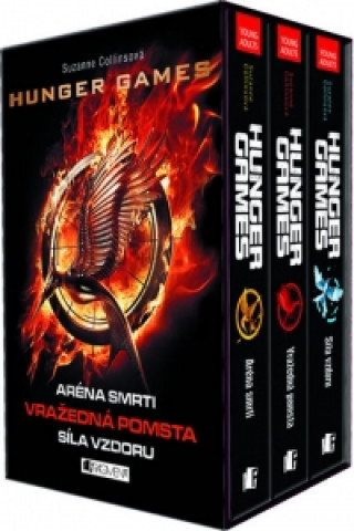 Hunger Games BOX 1-3