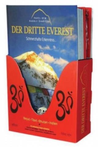 Der dritte Everest, m. DVD 'Fenster zum Himmel'