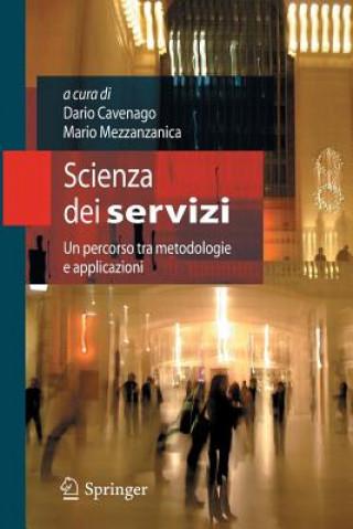 Carte Scienza Dei Servizi Dario Cavenago