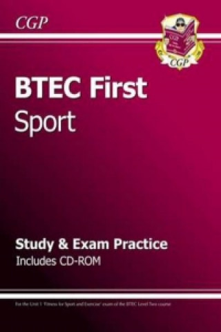 BTEC First in Sport - Study & Exam Practice with CD-Rom