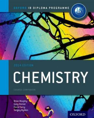 Carte Oxford IB Diploma Programme: Chemistry Course Companion Sergey Bylikin